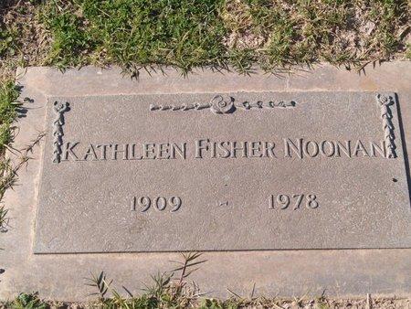 FISHER NOONAN, KATHLEEN MARY - Yuma County, Arizona   KATHLEEN MARY FISHER NOONAN - Arizona Gravestone Photos