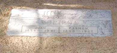 NORIEGA, CARMEN - Yuma County, Arizona | CARMEN NORIEGA - Arizona Gravestone Photos