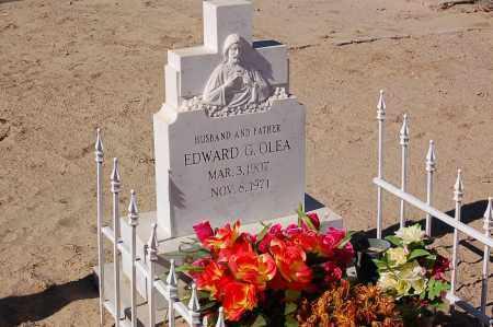 OLEA, EDWARD - Yuma County, Arizona   EDWARD OLEA - Arizona Gravestone Photos