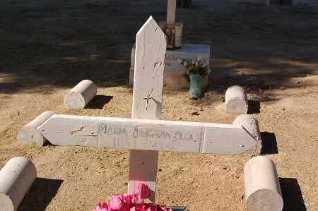 ARMENTA OLEA, MARIA - Yuma County, Arizona | MARIA ARMENTA OLEA - Arizona Gravestone Photos