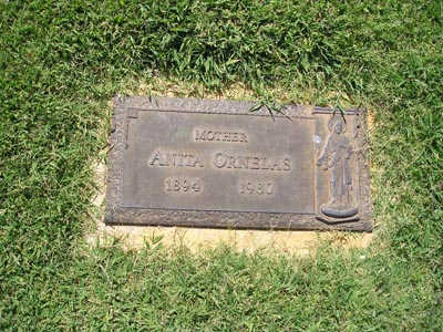 ORNELAS, ANITA - Yuma County, Arizona | ANITA ORNELAS - Arizona Gravestone Photos