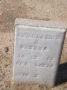 ORTEGA, ENCARNATION O - Yuma County, Arizona | ENCARNATION O ORTEGA - Arizona Gravestone Photos