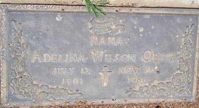 ORTIZ, ADELINA - Yuma County, Arizona | ADELINA ORTIZ - Arizona Gravestone Photos