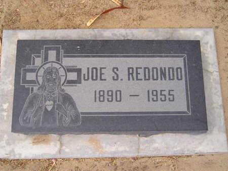 REDONDO, JOE  S. - Yuma County, Arizona   JOE  S. REDONDO - Arizona Gravestone Photos