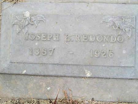 REDONDO, JOSEPH L - Yuma County, Arizona | JOSEPH L REDONDO - Arizona Gravestone Photos