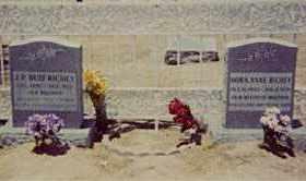 RICHEY, NORA ANNE - Yuma County, Arizona | NORA ANNE RICHEY - Arizona Gravestone Photos