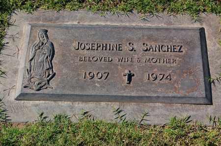 SANCHEZ, JOSEPHINE - Yuma County, Arizona | JOSEPHINE SANCHEZ - Arizona Gravestone Photos