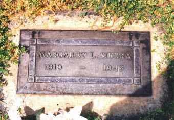 SIERRA, MARGARET - Yuma County, Arizona | MARGARET SIERRA - Arizona Gravestone Photos