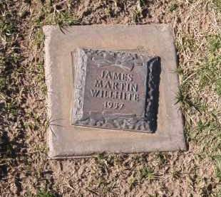 WILLHITE, JAMES MARTIN - Yuma County, Arizona | JAMES MARTIN WILLHITE - Arizona Gravestone Photos