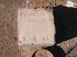YBARRA, FELICIANS - Yuma County, Arizona | FELICIANS YBARRA - Arizona Gravestone Photos
