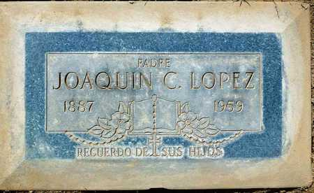 LOPEZ, JOAQUIN CUEN - Pima County, Arizona   JOAQUIN CUEN LOPEZ - Arizona Gravestone Photos