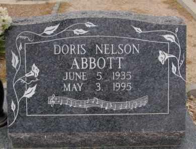 ABBOTT, DORIS - Pima County, Arizona | DORIS ABBOTT - Arizona Gravestone Photos
