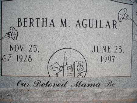 AGUILAR, BERTHA M. - Pima County, Arizona   BERTHA M. AGUILAR - Arizona Gravestone Photos