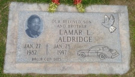 ALDRIDGE, LAMAR L - Pima County, Arizona | LAMAR L ALDRIDGE - Arizona Gravestone Photos
