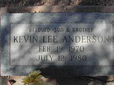 ANDERSON, KEVIN LEE - Pima County, Arizona | KEVIN LEE ANDERSON - Arizona Gravestone Photos