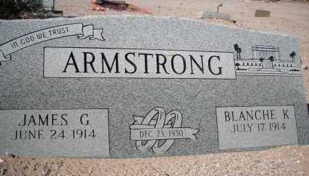 ARMSTRONG, BLANCHE K. - Pima County, Arizona | BLANCHE K. ARMSTRONG - Arizona Gravestone Photos