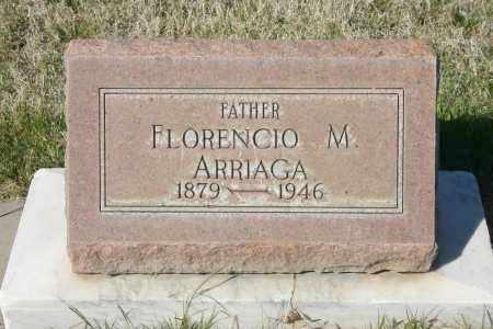 ARRIAGA, FLORENCIO M - Pima County, Arizona | FLORENCIO M ARRIAGA - Arizona Gravestone Photos