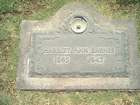 BELDAM BARNES, HARRIET - Pima County, Arizona | HARRIET BELDAM BARNES - Arizona Gravestone Photos