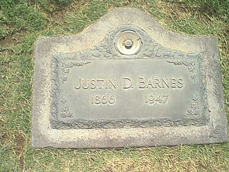 BARNES, JUSTIN - Pima County, Arizona | JUSTIN BARNES - Arizona Gravestone Photos
