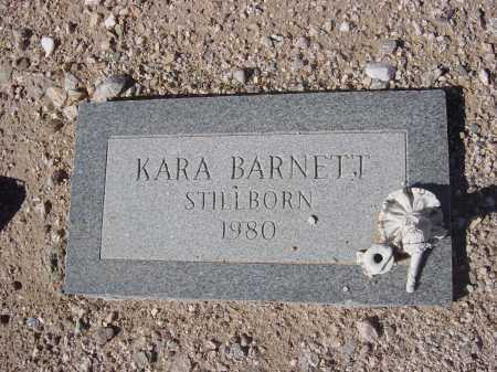 BARNETT, KARA - Pima County, Arizona   KARA BARNETT - Arizona Gravestone Photos
