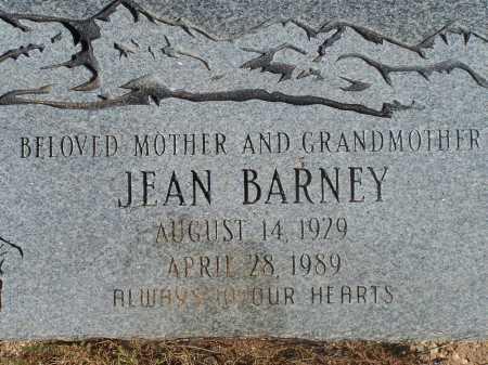 BARNEY, JEAN - Pima County, Arizona | JEAN BARNEY - Arizona Gravestone Photos