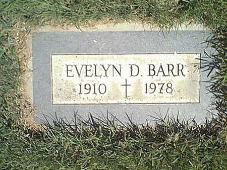 DALE BARR, EVELYN - Pima County, Arizona | EVELYN DALE BARR - Arizona Gravestone Photos