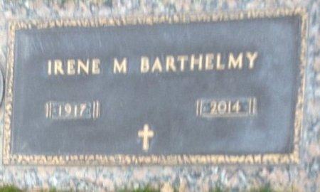 BARTHELMY, IRENE - Pima County, Arizona | IRENE BARTHELMY - Arizona Gravestone Photos