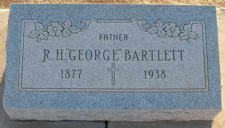 "BARTLETT, RIDDER HUGH ""GEORGE"" - Pima County, Arizona | RIDDER HUGH ""GEORGE"" BARTLETT - Arizona Gravestone Photos"