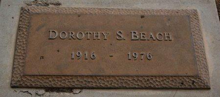 SIGLEY BEACH, DOROTHY - Pima County, Arizona | DOROTHY SIGLEY BEACH - Arizona Gravestone Photos