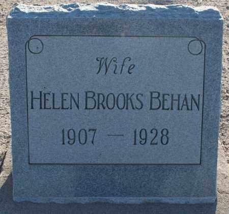 BEHAN, HELEN IRENE - Pima County, Arizona | HELEN IRENE BEHAN - Arizona Gravestone Photos