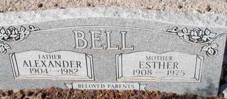 BELL, ALEXANDER - Pima County, Arizona   ALEXANDER BELL - Arizona Gravestone Photos