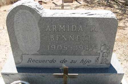 RODRIGUEZ BENNETT, ARMIDA R. - Pima County, Arizona | ARMIDA R. RODRIGUEZ BENNETT - Arizona Gravestone Photos