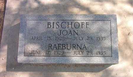 BISCHOFF, JOAN - Pima County, Arizona | JOAN BISCHOFF - Arizona Gravestone Photos