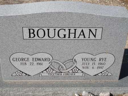 BOUGHAN, YOUNG RYE - Pima County, Arizona | YOUNG RYE BOUGHAN - Arizona Gravestone Photos