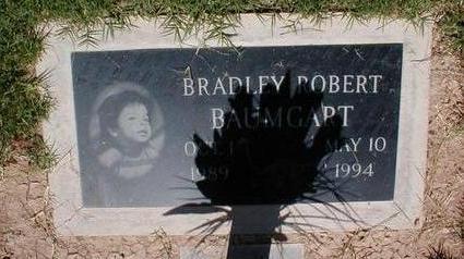 BAUMGART, BRADLEY ROBERT - Pima County, Arizona | BRADLEY ROBERT BAUMGART - Arizona Gravestone Photos