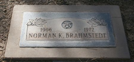 BRAHMSTEDT, NORMAN KENNETH RAYMOND - Pima County, Arizona   NORMAN KENNETH RAYMOND BRAHMSTEDT - Arizona Gravestone Photos