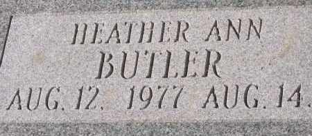 BUTLER, HEATHER ANN - Pima County, Arizona | HEATHER ANN BUTLER - Arizona Gravestone Photos