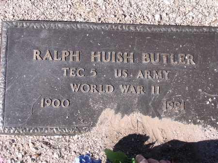 BUTLER, RALPH HUISH - Pima County, Arizona | RALPH HUISH BUTLER - Arizona Gravestone Photos
