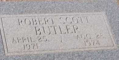 BUTLER, ROBERT SCOTT - Pima County, Arizona | ROBERT SCOTT BUTLER - Arizona Gravestone Photos