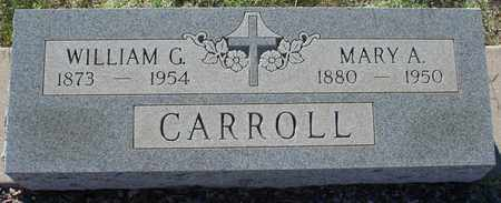 FLAHERTY CARROLL, MARY ARMINTA - Pima County, Arizona | MARY ARMINTA FLAHERTY CARROLL - Arizona Gravestone Photos