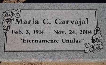 CARVAJAL, MARIA C. - Pima County, Arizona | MARIA C. CARVAJAL - Arizona Gravestone Photos