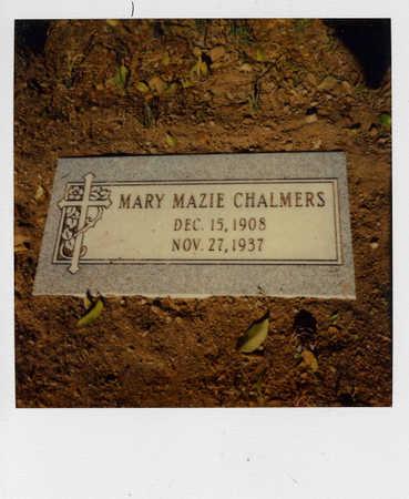 CHALMERS, MARY - Pima County, Arizona | MARY CHALMERS - Arizona Gravestone Photos