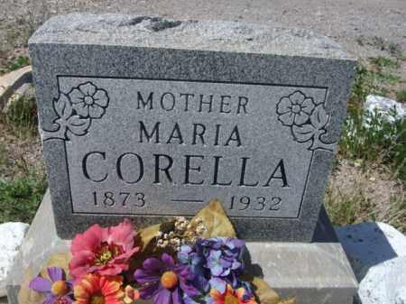 CORELLA, MARIA - Pima County, Arizona   MARIA CORELLA - Arizona Gravestone Photos