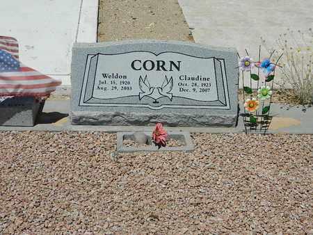 LOVELL CORN, CLAUDINE (DEETS) - Pima County, Arizona | CLAUDINE (DEETS) LOVELL CORN - Arizona Gravestone Photos