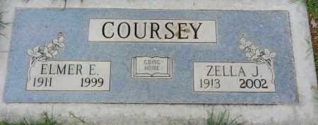 COURSEY, ELMER E. - Pima County, Arizona | ELMER E. COURSEY - Arizona Gravestone Photos