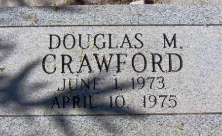 CRAWFORD, DOUGLAS M. - Pima County, Arizona   DOUGLAS M. CRAWFORD - Arizona Gravestone Photos