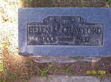 ZANSLER CRAWFORD, HELEN M - Pima County, Arizona | HELEN M ZANSLER CRAWFORD - Arizona Gravestone Photos