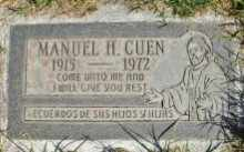 CUEN, MANUEL - Pima County, Arizona | MANUEL CUEN - Arizona Gravestone Photos