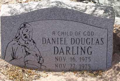 DARLING, DANIEL DOUGLAS - Pima County, Arizona | DANIEL DOUGLAS DARLING - Arizona Gravestone Photos