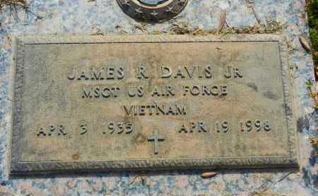DAVIS JR., JAMES R. - Pima County, Arizona | JAMES R. DAVIS JR. - Arizona Gravestone Photos
